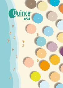 """2017.Revista Quince,número 24. Con los artículos """"Recuperar la Historia"""", """"Micaela, la posibilidad de una playa"""" y """"Después de AlRumbo"""". https://issuu.com/quince/docs/quince_n24_comp"""