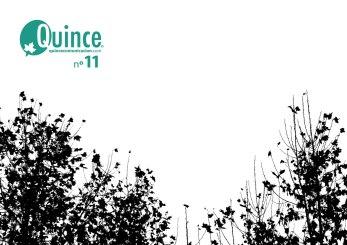 """2012.Revista Quince, número 11. Con el artículo """"Las tradiciones ante estos tiempos"""". https://issuu.com/quince/docs/quince_n11"""