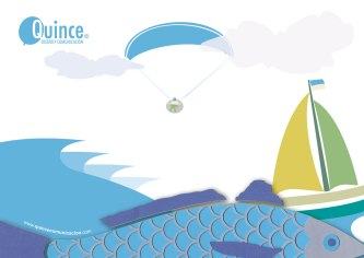 """2013.Revista Quince, número 13. Con el artículo """"Un turismo de caducidad programada"""". https://issuu.com/quince/docs/quince_n13_comp"""