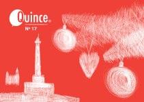 """2014.Revista Quince, número 17. Con el artículo """"Otra generación, otra visión"""". https://issuu.com/quince/docs/quince_n__17"""