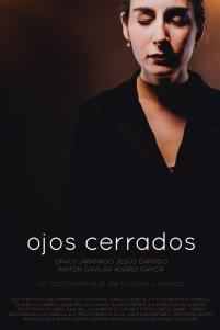 Guionista del cortometraje Ojos cerrados. https://www.facebook.com/ojoscerradoscorto/