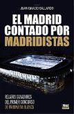 """2014. Con el relato """"Después del invierno"""". Enlaces a compra: http://www.primebooks.pt/produto/elmadridcontadopormadridistas https://www.casadellibro.com/libro-el-madrid-contado-por-madridistas/9789896552022/2323345 Presentación (24-05-2014) https://www.primaverablanca.es/2014/05/28/presentacion-del-libro-el-madrid-contado-por-madridistas/"""